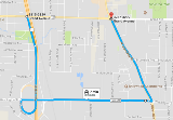 Temporary Closure of Grand Avenue / US-41 underpass - October 27th to October 30th