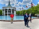 Back to Summer Fun: Gov. Pritzker Announces 50,000 Free Six Flags Tickets in Effort to Vaccinate Youth in Underserved Communities