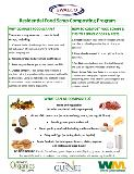 Voluntary Residential Food Scraps Recycling Program Begins July 1st