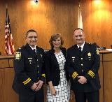 Gurnee Promotes Interim Police Chief Smith and Acting Deputy Chief Gonzalez