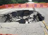 Gages Lake Road Closed for Emergency Culvert Replacement
